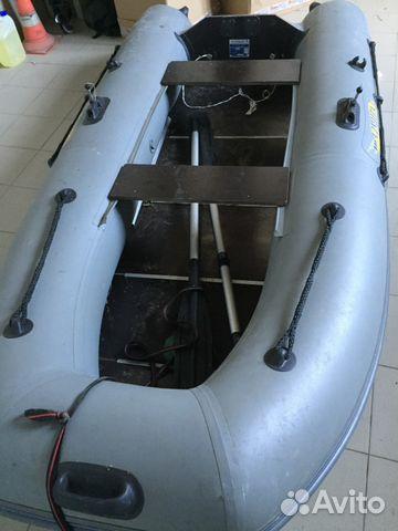 лодка фрегат с мотором сузуки 2.5