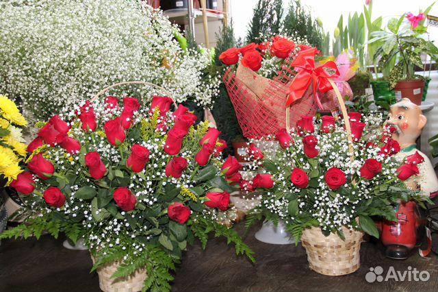 Цветы братск