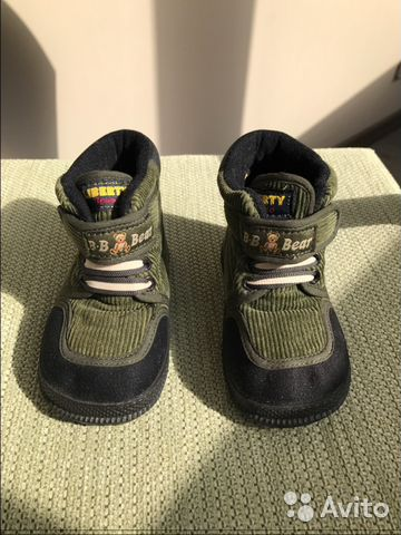 Ботинки 89625031016 купить 1