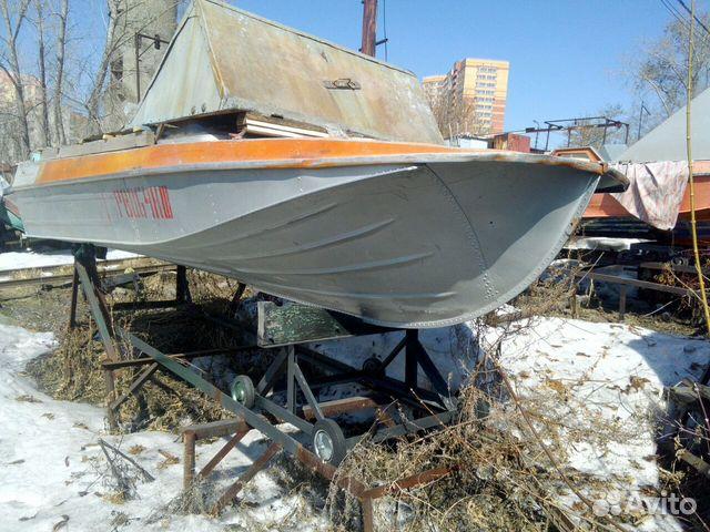 куплю лодку казанку бу в москве