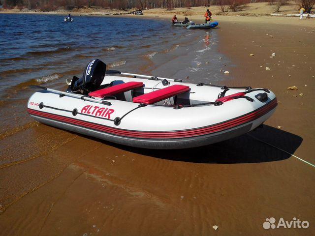 купить лодку альтаир 360 про