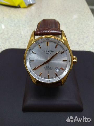Швейцарские механические часы Certina DS-1 купить в Санкт-Петербурге ... 184529fe20c