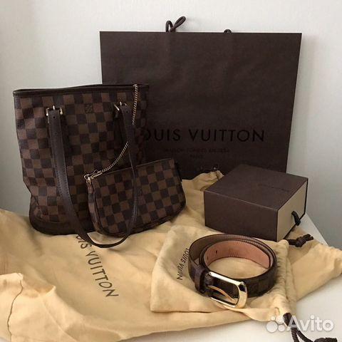 Сумка Louis Vuitton оригинал   Festima.Ru - Мониторинг объявлений 334497b88e4