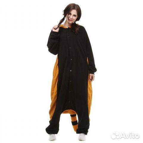Пижама-кигуруми Енот  c399d68e68220