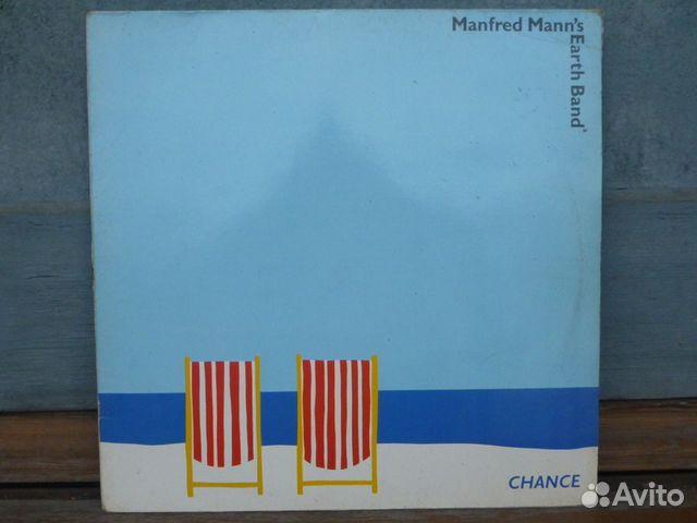 Manfred Mann,s Earth Band Chance 1980 89529111349 купить 1