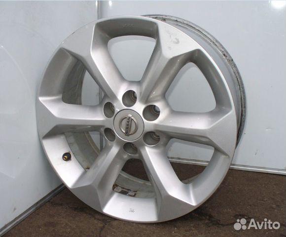 диск колесный nissan np300