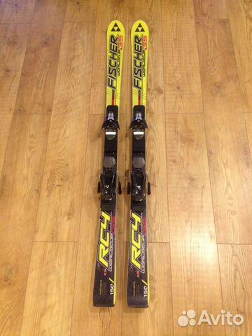 Спортивные горные лыжи Fischer RC4 WorldCup GS 150   Festima.Ru ... 362409689bf