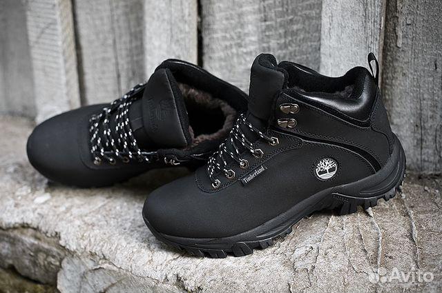 Ботинки timberland чёрные   Festima.Ru - Мониторинг объявлений 9fc68ea531c