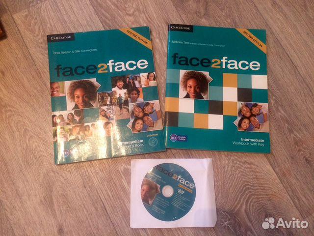 Гдз Face2face Intermediate Workbook