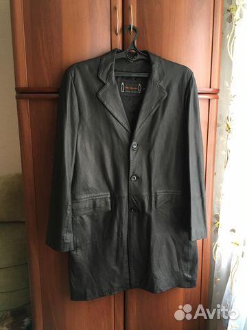 ca625cb9 Куртка-френч кожаная мужская | Festima.Ru - Мониторинг объявлений