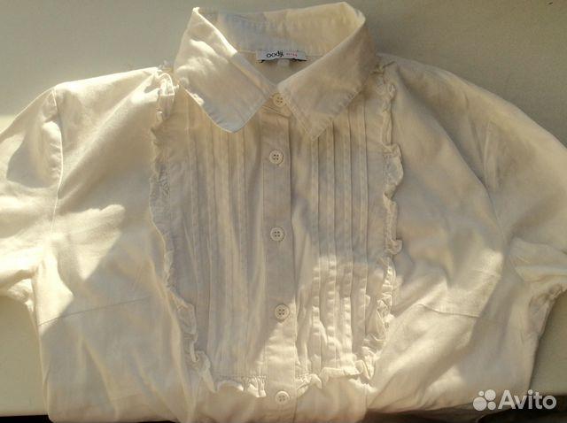0625e470fb5 Рубашка Oodji купить в Санкт-Петербурге на Avito — Объявления на ...