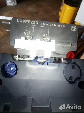 Контактор LK1F150 с катушкой LX9FF220 89272894394 купить 2