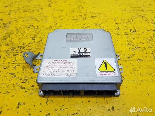 89625003353 Компьютер Двс прошитый фирмой Zero/Sports Subaru L
