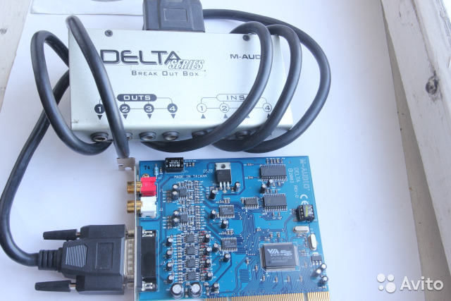 M AUDIO DELTA 66 DRIVERS FOR PC