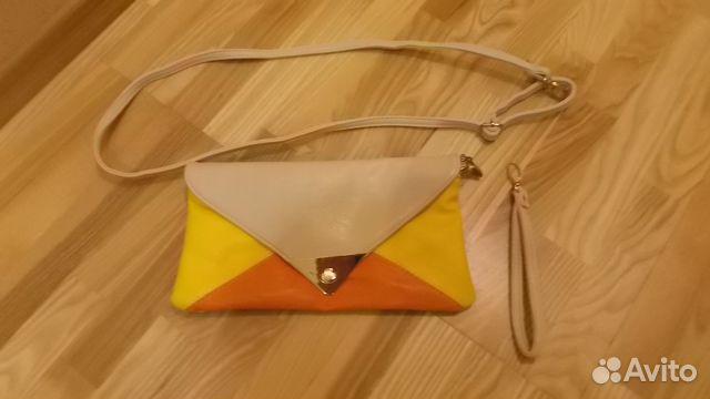 fb73d3457f61 Новая сумка-клатч | Festima.Ru - Мониторинг объявлений