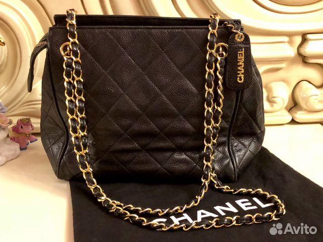 d83c9ab14a9e Сумка Chanel Vintage икра оригинал купить в Москве на Avito ...