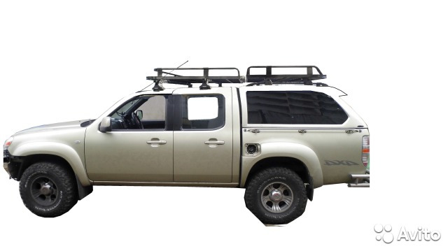 mazda bt50 багажник экспедиционный