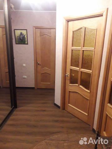 Продается двухкомнатная квартира за 1 450 000 рублей. Рязанская область, Захаровский район, село Захарово, улица Строителей, 9.