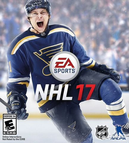 NHL 17 для PS 4 купить 1