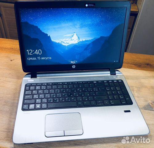 Ноутбук HP ProBook 450 G2 15 6