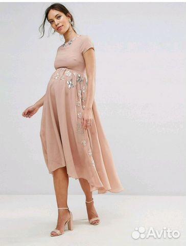 6e7b9341b076bad Вечернее платье для беременных maya купить в Санкт-Петербурге на ...