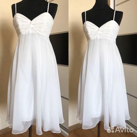 0e0e78ae34f Новое укороченное Свадебное платье купить в Калининградской области ...