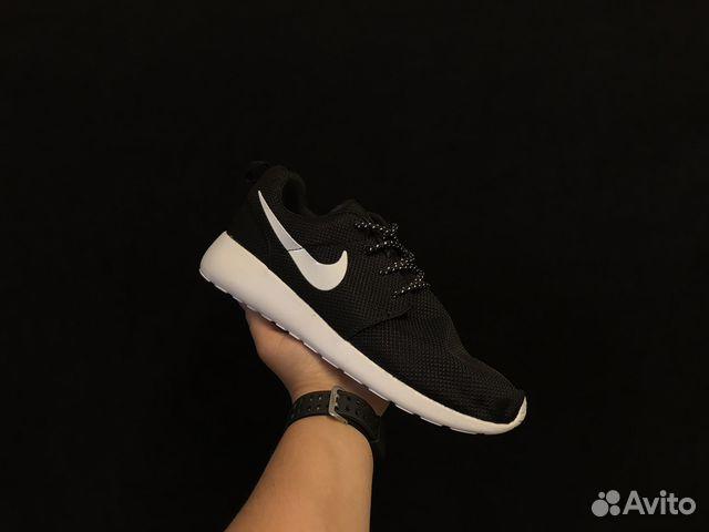 a7b59fc0 Nike Roshe Ran чёрные мужские Кроссовки | Festima.Ru - Мониторинг ...