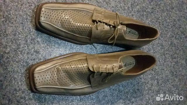 Туфли кожаные 89521161919 купить 1