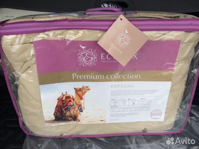 072482159144 Одеяло новое, верблюжья шерсть, Ecotex | Festima.Ru - Мониторинг ...