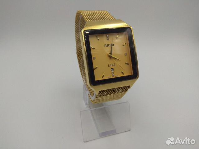Часы rado мужские золотые