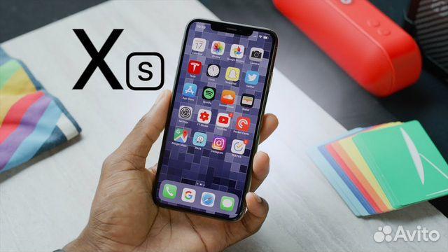 aaa94b78489 iPhone XS 64Gb купить в Тульской области на Avito — Объявления на ...