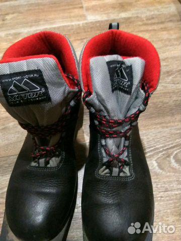 Лыжные ботинки 41р NN75 spine купить в Иркутской области на Avito ... ed5113bf905