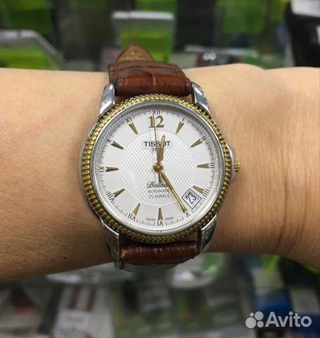 Часы мужские тиссот ballade automatic