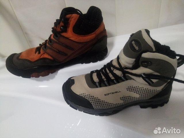 72f9b8c3 Кроссовки ботинки зимние Softshell waterproof и Ad купить в Санкт ...