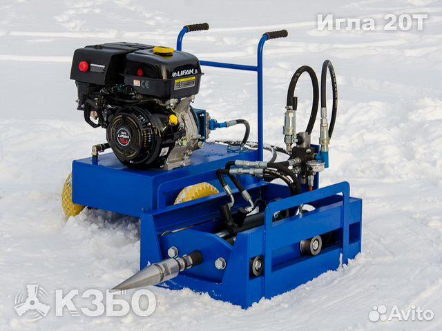 Оборудование для прокола грунта Игла (мини-гнб) 89377774923 купить 4
