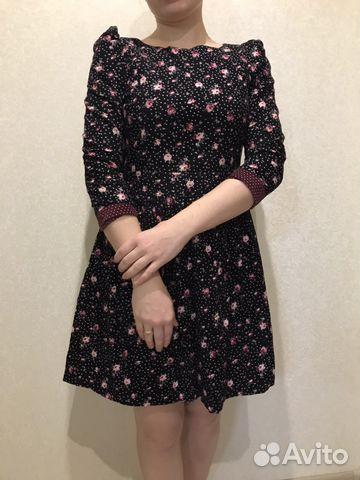 9c225c65f0d Вельветовое платье - Личные вещи