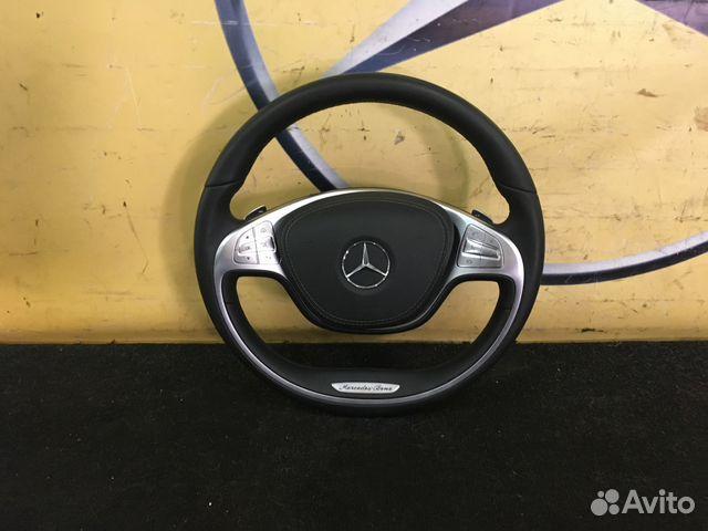 132572bf3e2c3 Руль Mercedes S klasse W222 купить в Москве на Avito — Объявления на ...
