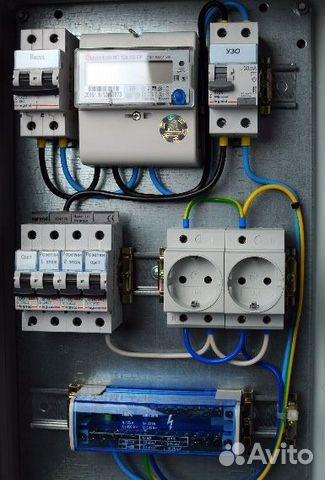 Электрик, электромонтажные работы 89205884313 купить 1