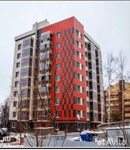 Продается однокомнатная квартира за 3 250 000 рублей. г Казань, ул Минская, д 61.