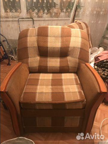 угловой диван и кресло кровать купить в москве на Avito объявления