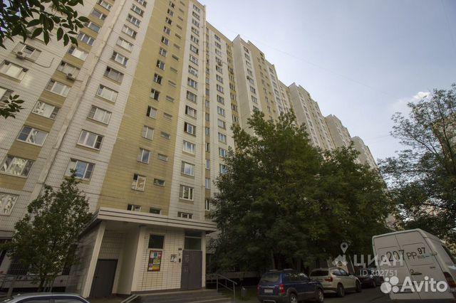 Продается трехкомнатная квартира за 10 650 000 рублей. Москва, Боровское шоссе, 46.