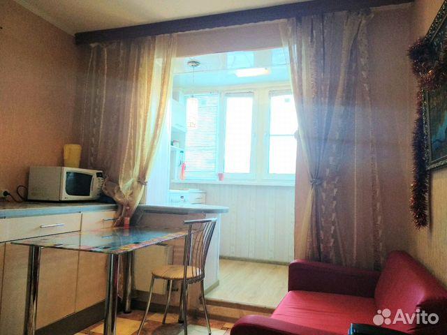Продается однокомнатная квартира за 4 100 000 рублей. микрорайон Северный, Домодедово, Московская область, Северная улица, 6.