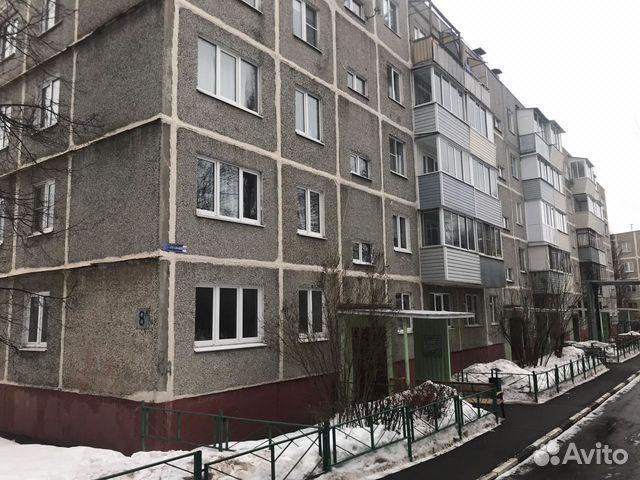 Продается двухкомнатная квартира за 3 300 000 рублей. Московская область, городской округ Домодедово, деревня Чурилково, Центральная улица, 8А.
