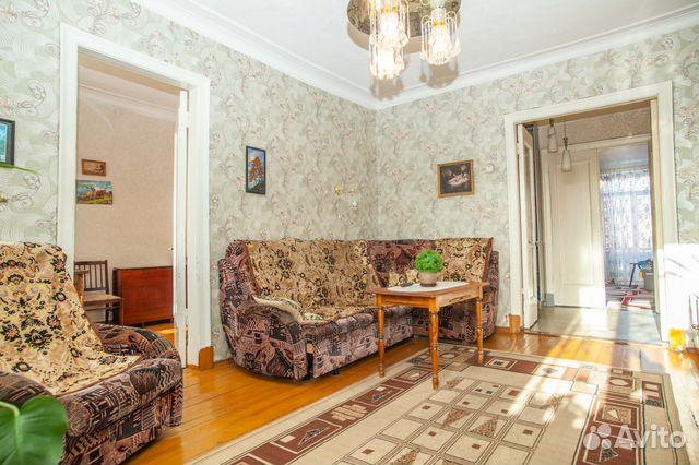 Продается четырехкомнатная квартира за 4 750 000 рублей. Петрозаводск, Республика Карелия, проспект Карла Маркса, 22.