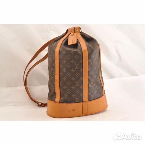 34ada2a643a3 Louis Vuitton оригинал мужской Рюкзак 42 см большо купить в Москве ...