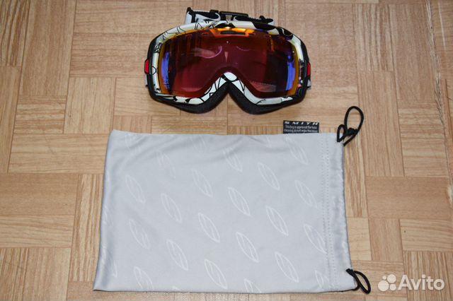 Горнолыжные очки Smith Heiress 89135941009 купить 1
