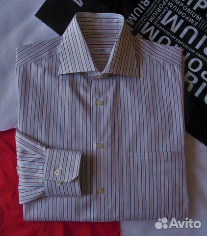 188db032f Новая рубашка сорочка Pal Zileri Италия оригинал купить в Москве на ...