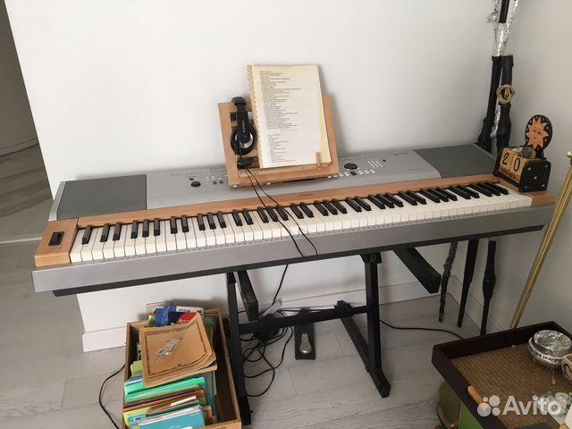Цифровое пианино yamaha piano grand dgx 630 купить в Москве