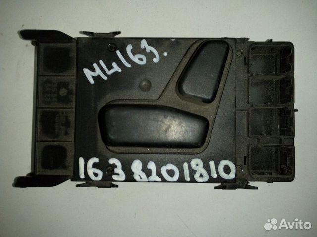 89026196331 Блок управления сидением левый Mercedes-Benz