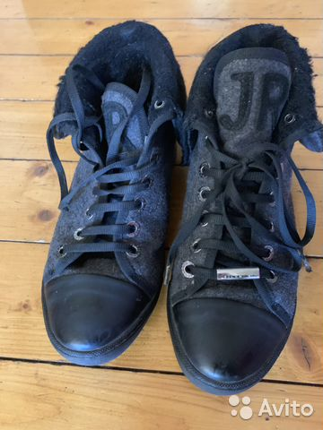 e8b97b45 Кеды / ботинки John Richmond 37 размер купить в Москве на Avito ...